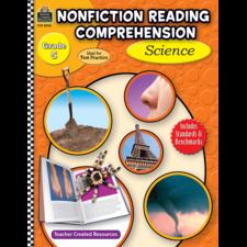 Nonfiction Reading Comprehension: Science, Grade 5