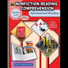 Nonfiction Reading Comprehension: Informational Reading, Grades 1-2