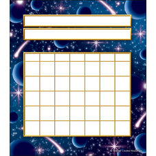 Stellar Space Incentive Charts Pack