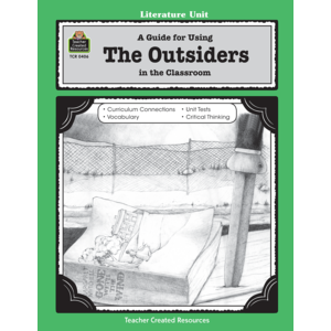 TCR0406 A Guide for Using The Outsiders in the Classroom Image