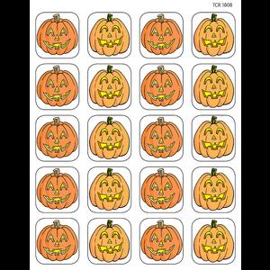 TCR1808 Pumpkins Stickers Image