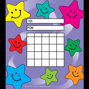 TCR1874 Happy Stars Incentive Charts Image