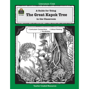 TCR2084 A Guide for Using The Great Kapok Tree in the Classroom Image
