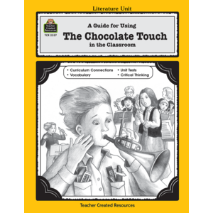 TCR2337 A Guide for Using The Chocolate Touch in the Classroom Image