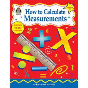 TCR2486 How to Calculate Measurements, Grades 3-4 Image