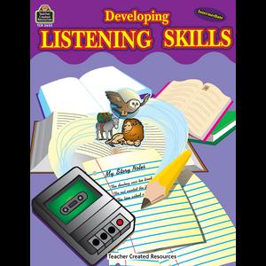 TCR2655 Developing Listening Skills Image