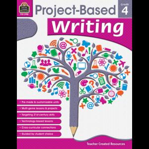 TCR2782 Project Based Writing Grade 4 Image