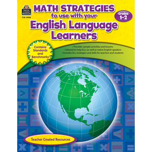 TCR2908 Math Strategies to use with English Language Learners Gr 1-2 Image