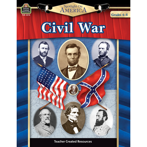 TCR3214 Spotlight on America: Civil War Image