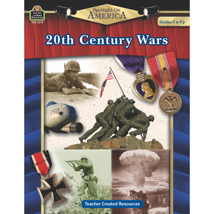 TCR3219 Spotlight on America: 20th Century Wars Image