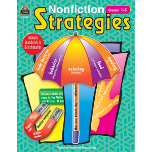 TCR3270 Nonfiction Strategies Grades 1-3 Image