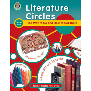 TCR3280 Literature Circles: The Way to Go and How to Get There Image