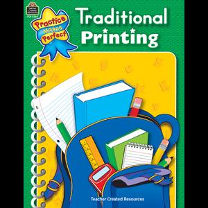 TCR3330 Traditional Printing Image