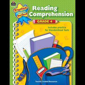 TCR3334 Reading Comprehension Grade 4 Image