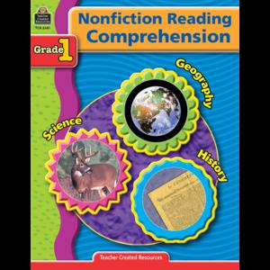 TCR3381 Nonfiction Reading Comprehension Grade 1 Image