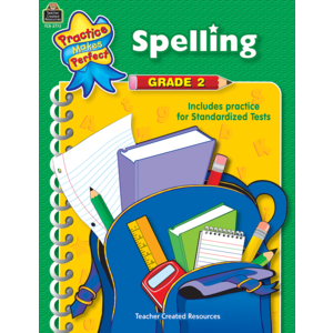 TCR3772 Spelling Grade 2 Image