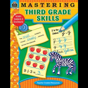 TCR3958 Mastering Third Grade Skills Image