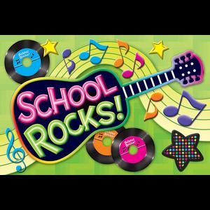 TCR5266 School Rocks Postcards Image