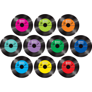 TCR5269 School Rocks Records Accents Image