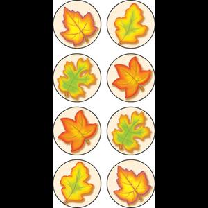 TCR5769 Fall Mini Stickers Image