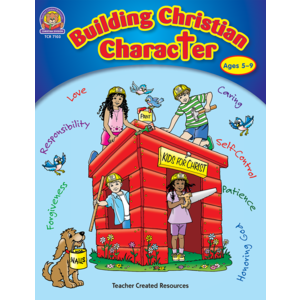 TCR7103 Building Christian Character Image