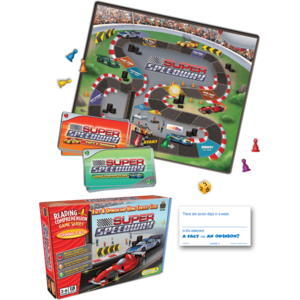TCR7825 Super Speedway Game Grade 2-3 Image