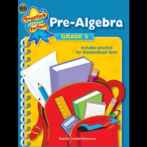 TCR8635 Pre-Algebra Grade 5 Image