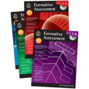 TCR9938 Formative Assessment Set (4 bks) Image