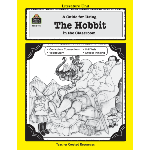 a literary analysis of the hobbit Essays and criticism on j r r tolkien's the hobbit - critical essays read the hobbit only as a precursor to pattern of fantasy literature present in.