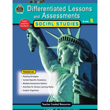 Differentiated Lessons & Assessments: Social Studies Grade 5