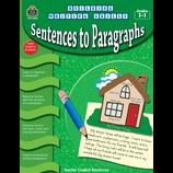 Building Writing Skills: Sentences to Paragraphs