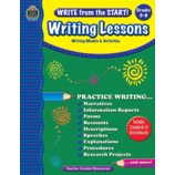 Write from the Start! Writing Lessons Grade 6-8
