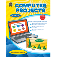 Computer Projects Grade 2-4