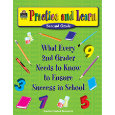 Practice and Learn: 2nd Grade