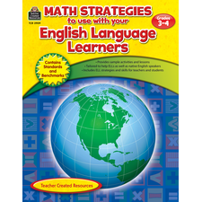 Math Strategies to use with English Language Learners Gr 3-4