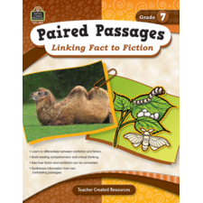 Paired Passages: Linking Fact to Fiction Grade 7