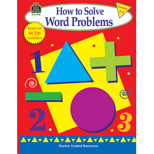 How to Solve Word Problems, Grades 2-3