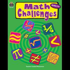 Math Challenges, Grades 5-8