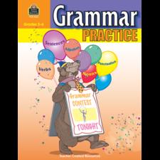 Grammar Practice for Grades 5-6