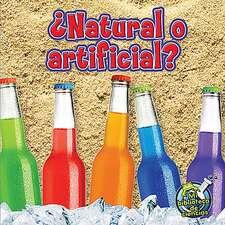 Natural o artificial?