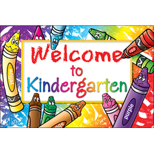 Welcome to Kindergarten Postcards