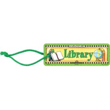 Library Pass from Mary Engelbreit