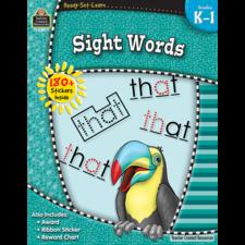 Ready-Set-Learn: Sight Words Grade K-1