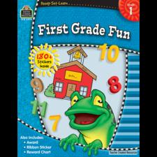 Ready-Set-Learn: First Grade Fun