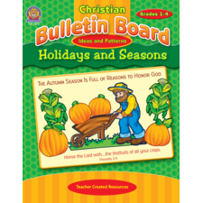 Christian Bulletin Board Ideas and Patterns: Holidays and Seasons