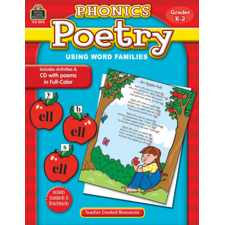 Phonics Poetry Using Word Families