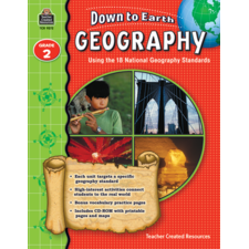 Down to Earth Geography, Grade 2