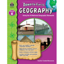 Down to Earth Geography, Grade 6