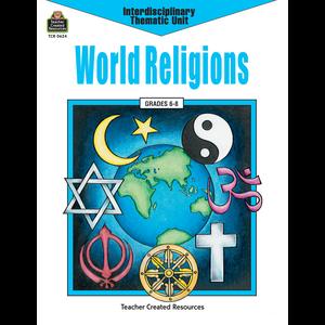 TCR0624 World Religions Image