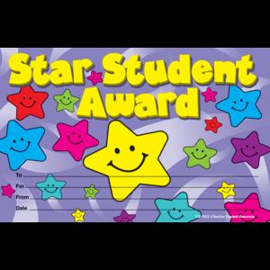 TCR1922 Star Student Awards Image